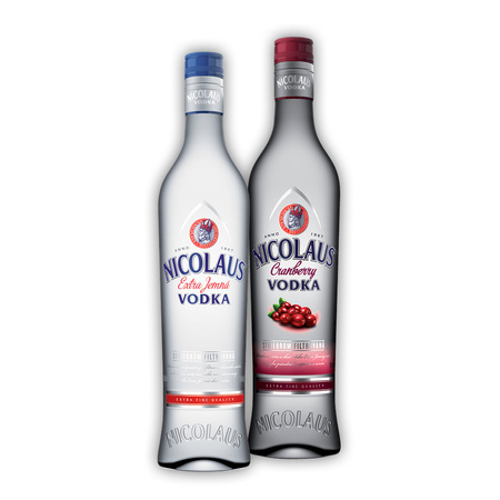 Nicolaus vodka 38 %